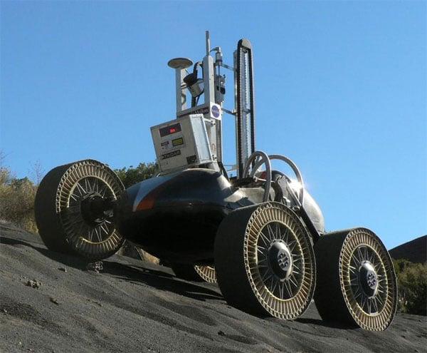 Scarab Lunar Rover