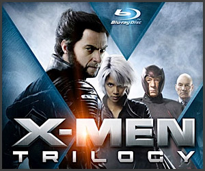 X-Men Trilogy (BD)
