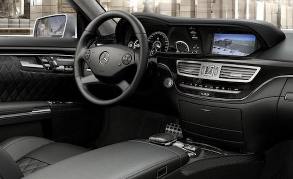 Mercedes S63/S65 AMG