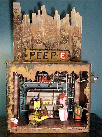 Peep Show III