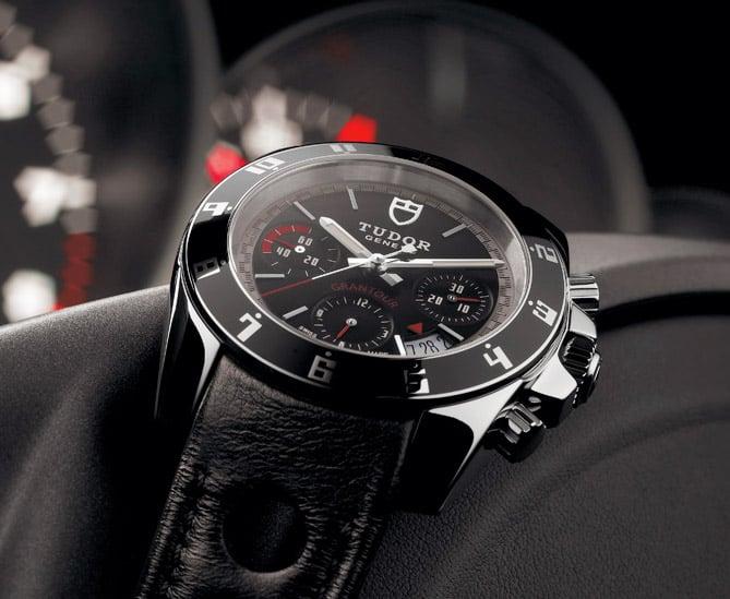 Tudor Porsche Grantour