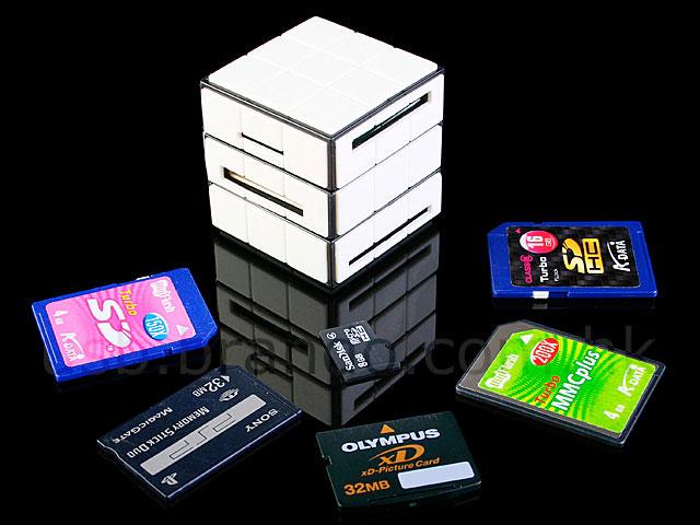 USB Cubic Card Reader