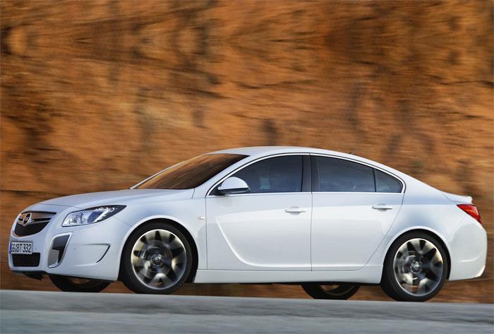 2010 Opel Insignia OPC