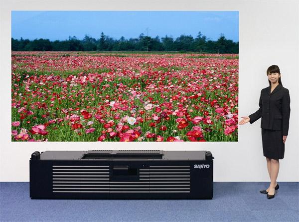 Sanyo Laser Projector