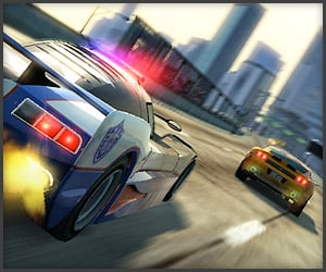 Burnout: Cops & Robbers