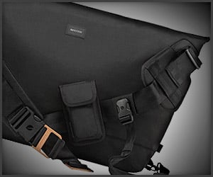 Skate Messenger Bag