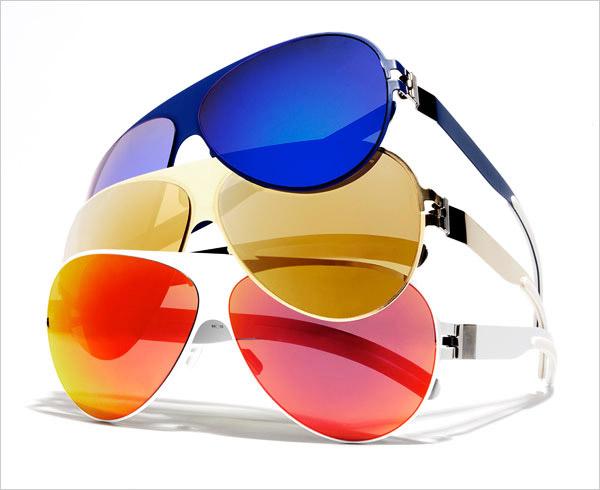 BW x Mykita Sunglasses