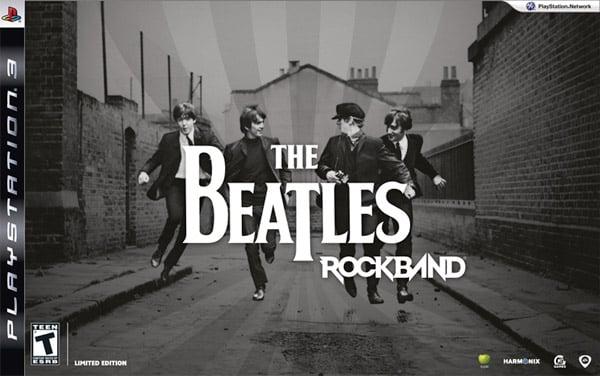The Beatles: Rock Band LE