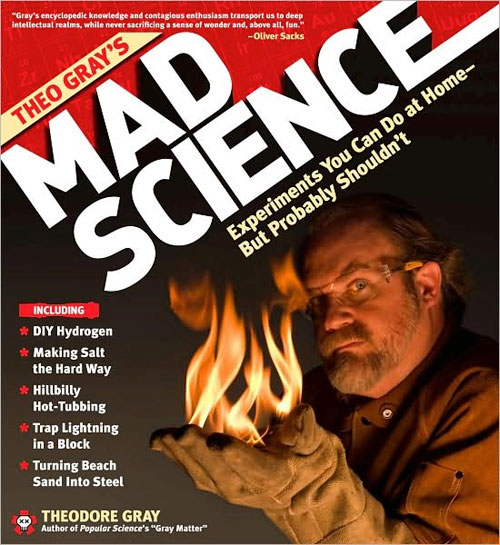 Book: Mad Science