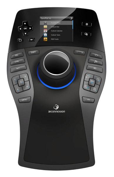 SpacePilot Pro 3D Mouse