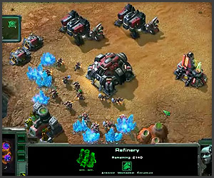 StarCraft II: Battle Report