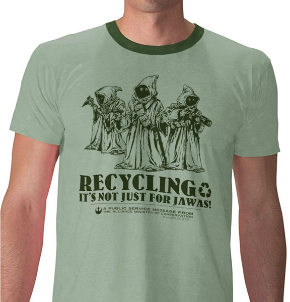 Star Wars Organics Tees