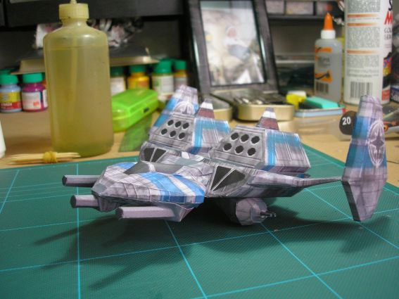 Wing Commander Papercraft