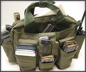 Tactical Bail-Out Bag