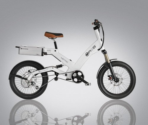 Ultra Motor A2B Bicycle