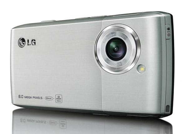 LG Viewty Smart