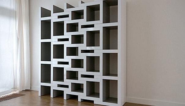 REK Expanding Bookcase