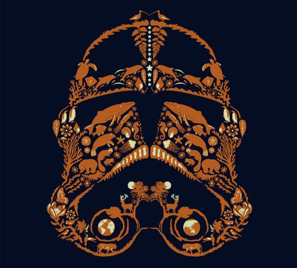 Nature Trooper T-shirt