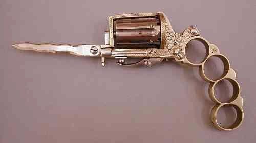 Apache Pocket Pistol