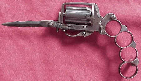 Apache Pocket Pistol