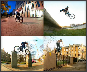 Bicycle Parkour