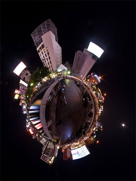 Tokyo Stereographic Pics