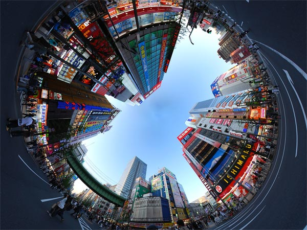 Tokyo Stereographic Pics