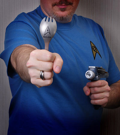Star Trek Sporks