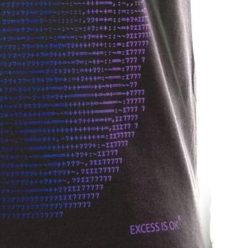 ASCII Skull T-shirt