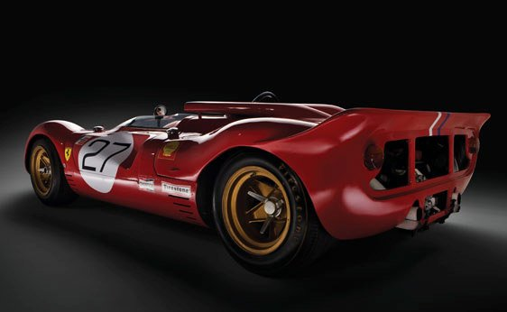 1967 Ferrarri 330 P4