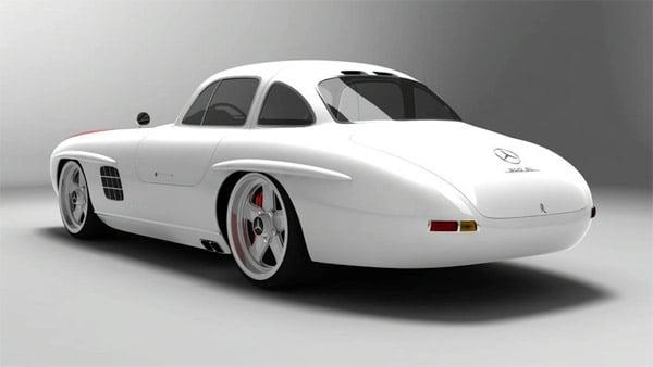 2009 Gullwing 300 SL