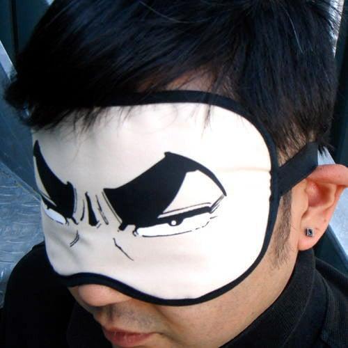 Golgo 13 Eyemask