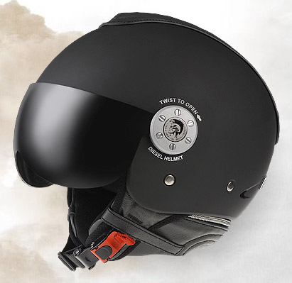 Diesel Motorcycle Helmet