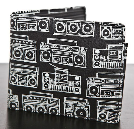 Boombox Wallet
