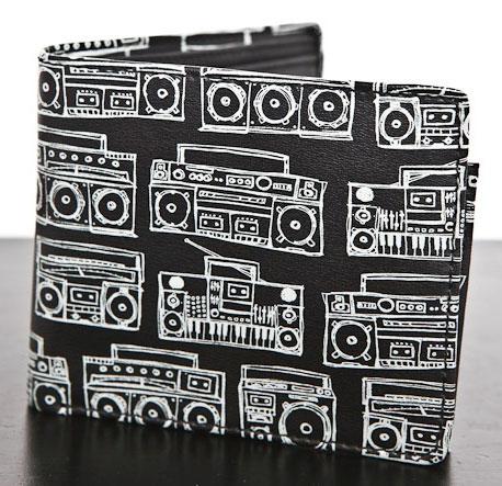 Boombox Wallet