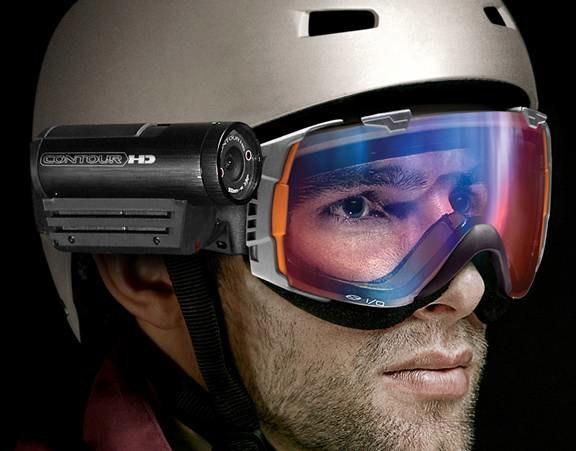 ContourHD Helmet