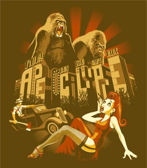 Ape-ocalypse T-shirt