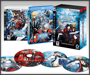BlazBlue Limited Edition