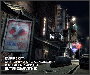 Empire City: inFamous