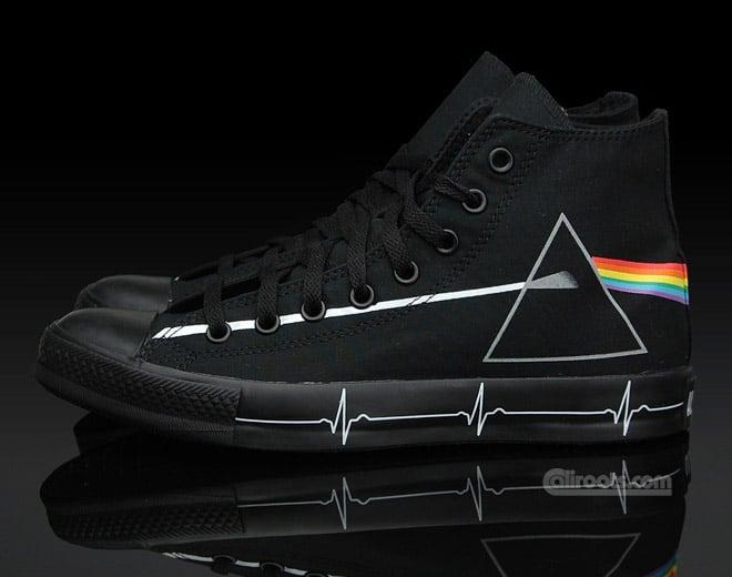 Pink Floyd Chucks