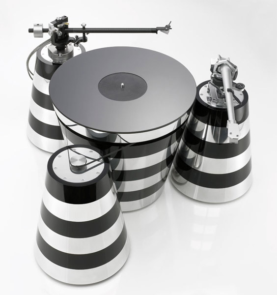 Lusso Turntable