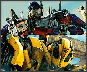 Trailer #2: Transformers 2