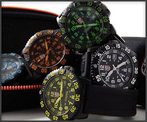 Luminox 3050 Colourmark