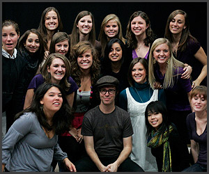 Ben Folds: A Capella