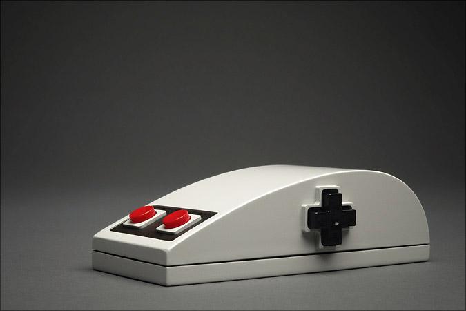 Concept: NES Mouse