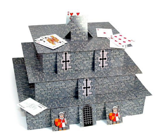 Castle House of Cards