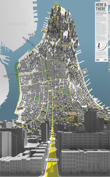 Horizonless Manhattan