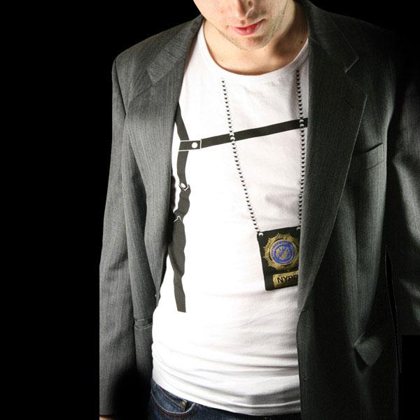 Hero Vest: NY Cop