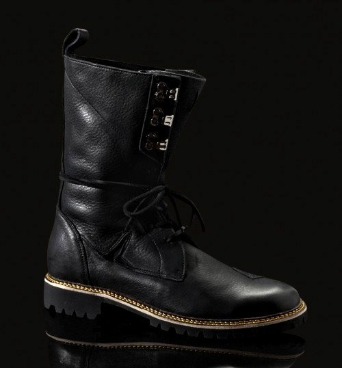 The Vincent Boot