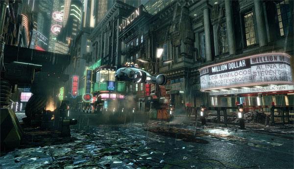 Crysis x Blade Runner